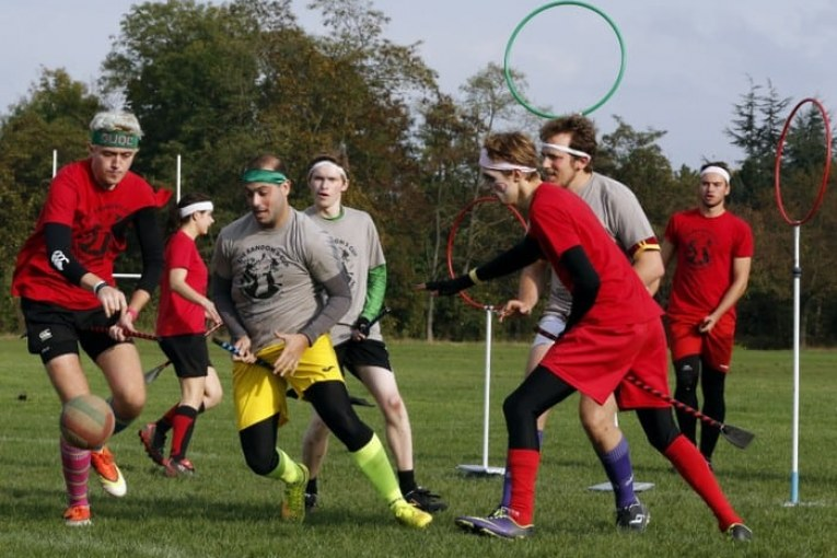 15 Weird Sports You Won't Believe Exist